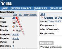 JIRA PDF View issue