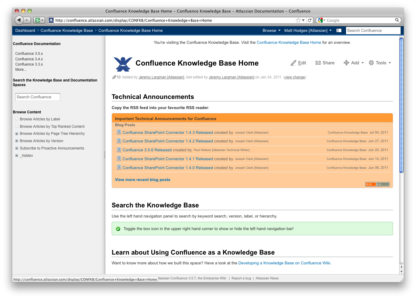 confluence-knowledge-base