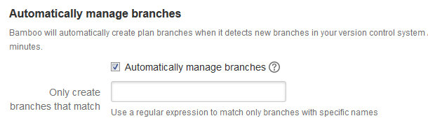 Automatically manage your branches