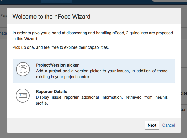 Wizard nFeed