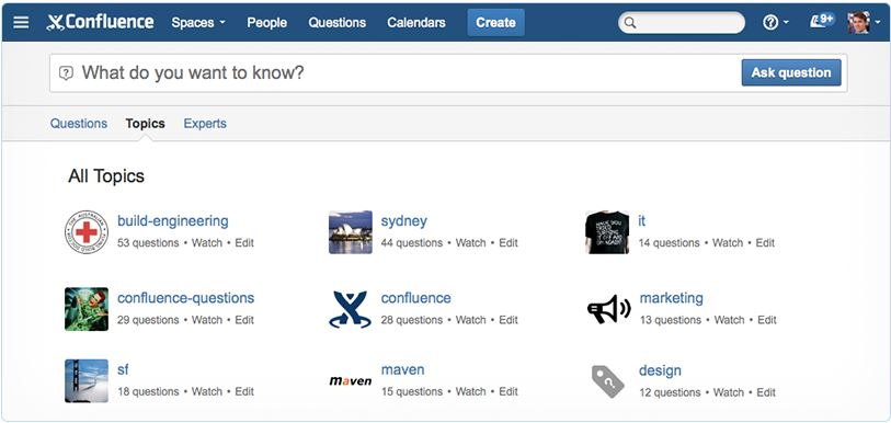 Confluence QUESTIONS 4