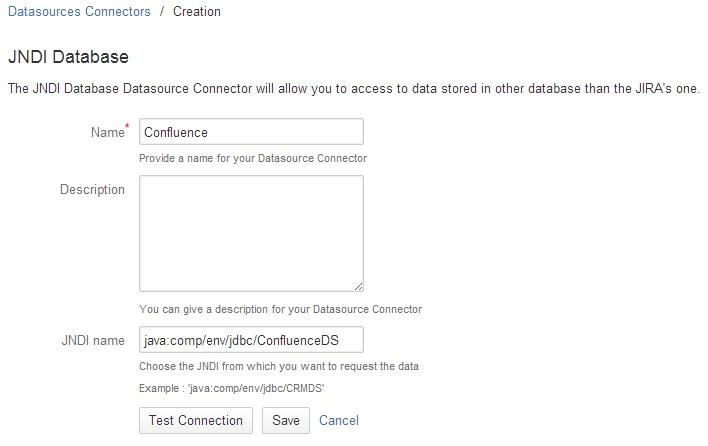 Conf Datasource