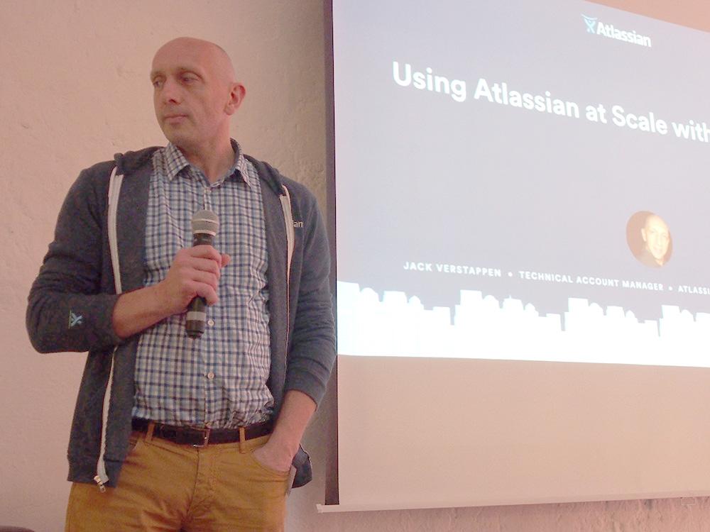 Jack Verstappen presentation