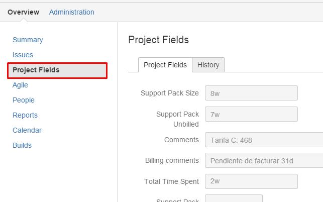 Adding fields JIRA