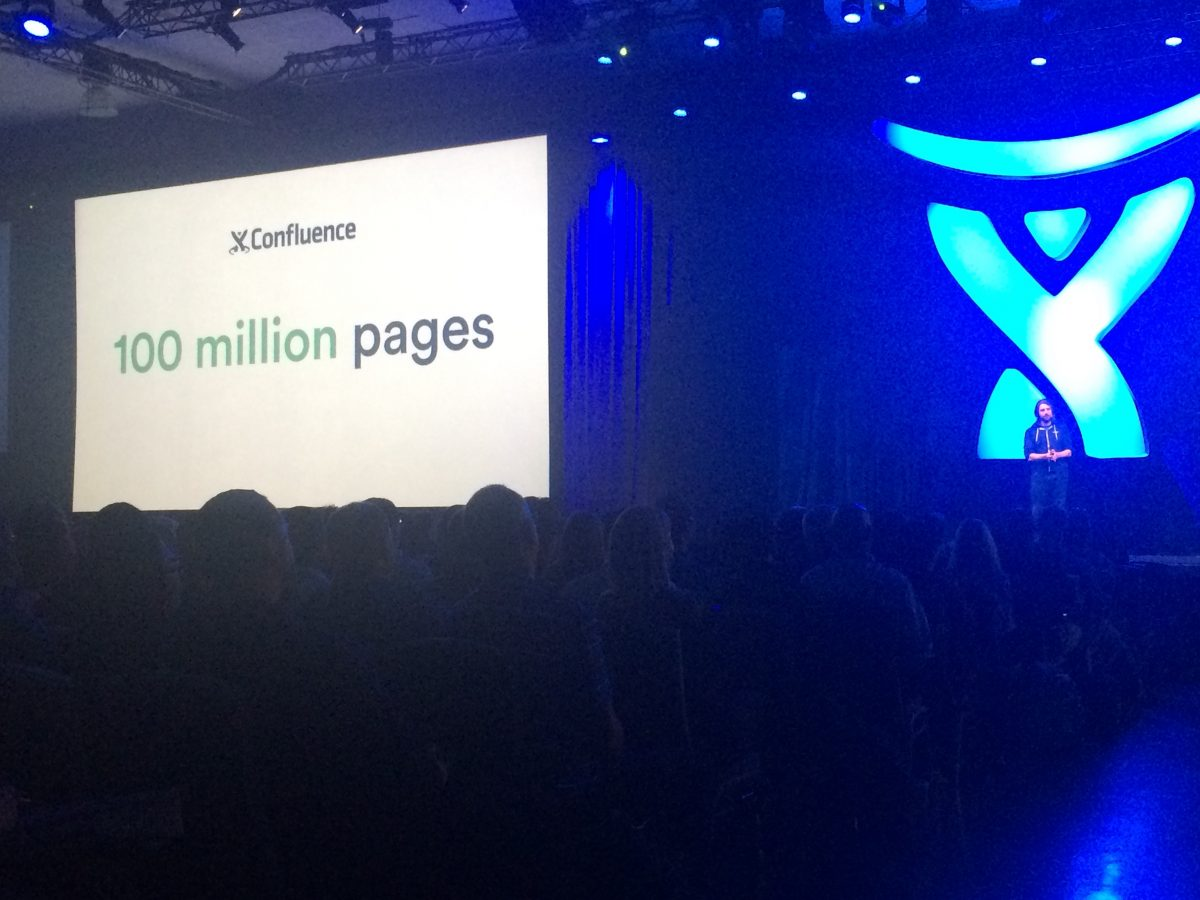 live from Atlassian Summit