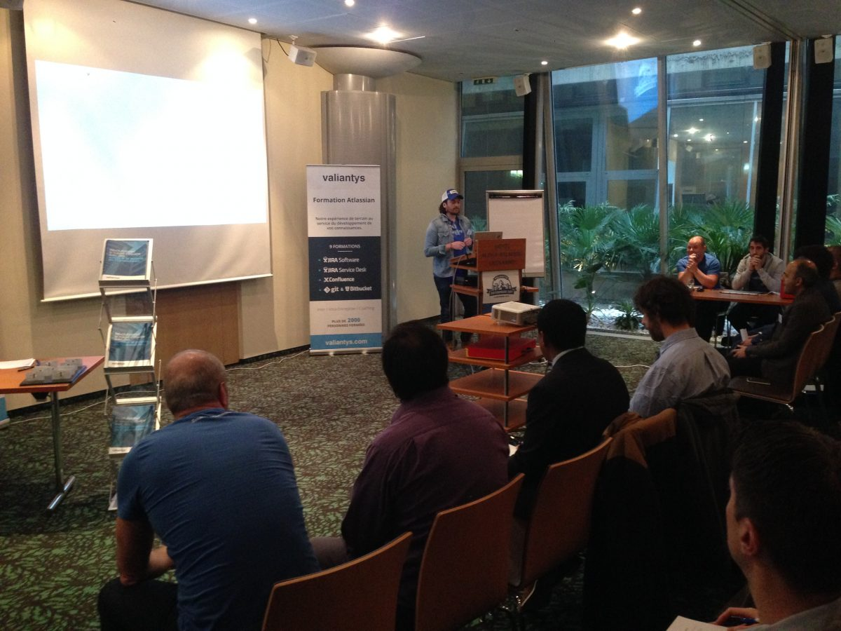 Atlassian event