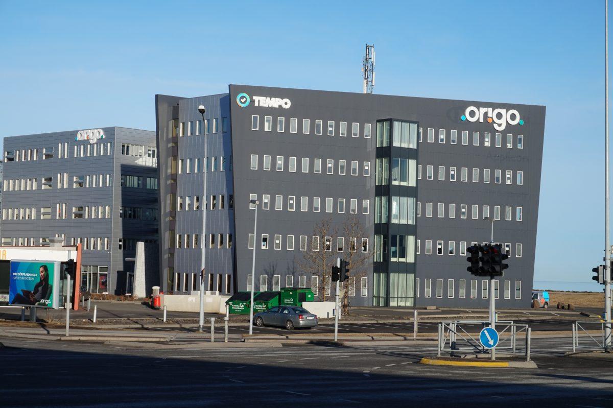 Tempo's Headquarters in Reykjavik