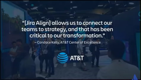 jira align AT&T project