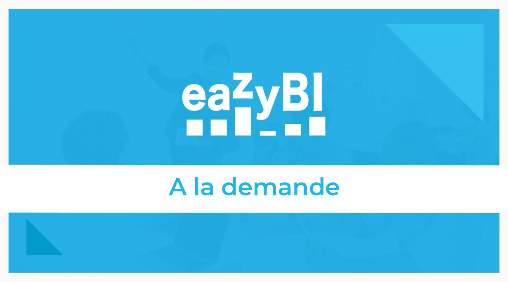formation eazyBI à la demande