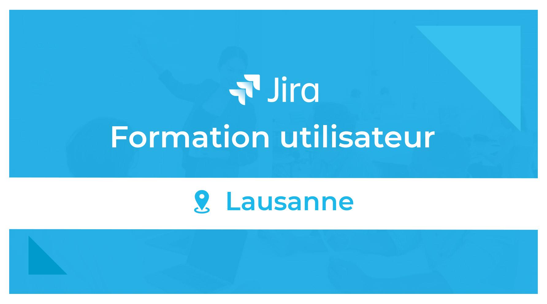 Formation Utilisation Jira Lausanne