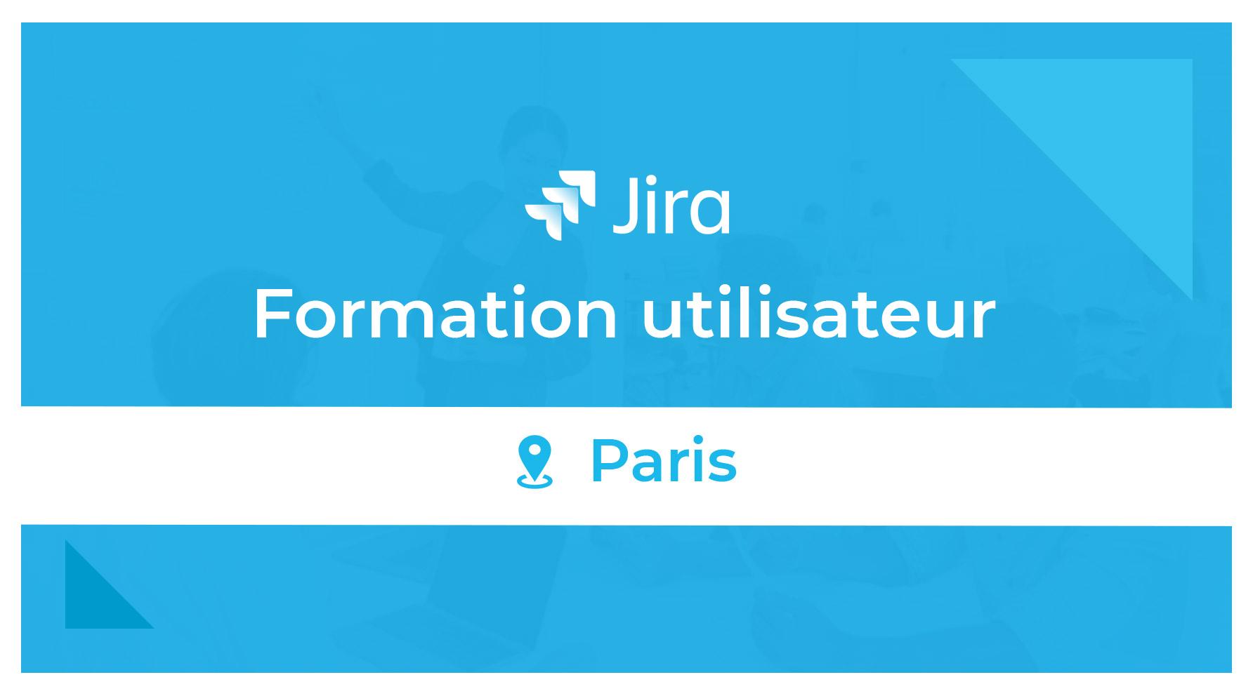 Formation Jira Utilisateur Paris