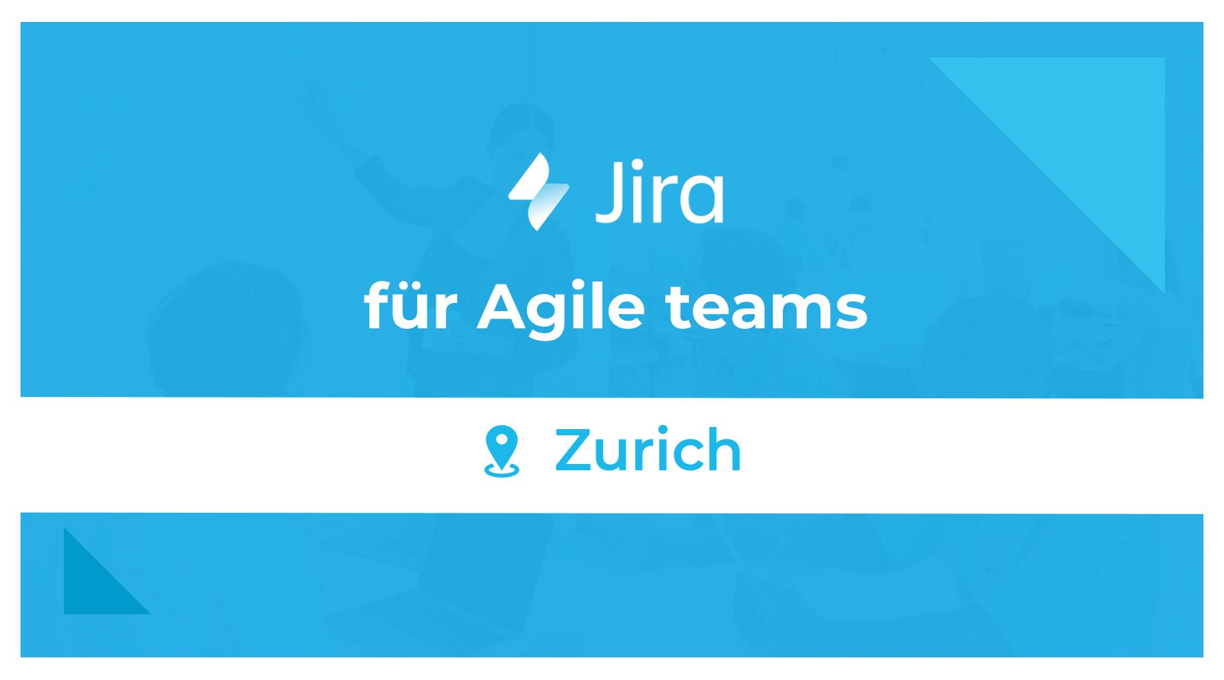 Schulung-Jira für Agile-teams-Zurich