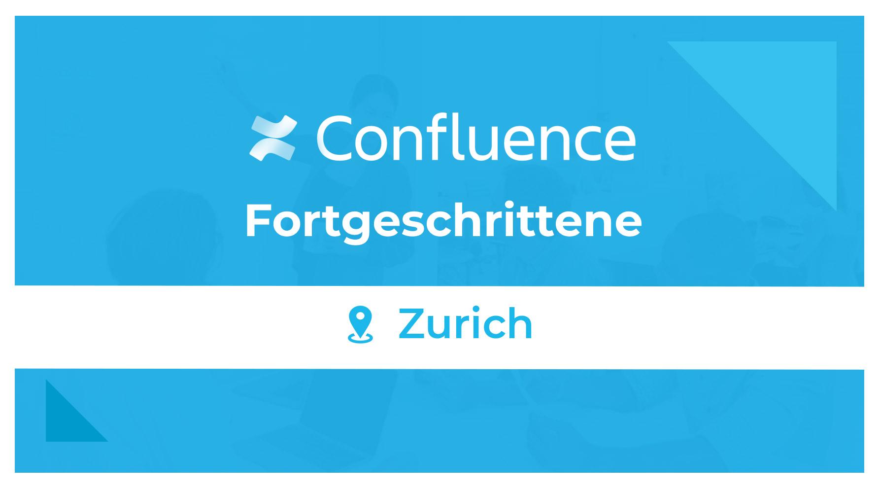 Confluence-Schulung für Fortgeschrittene-Zurich