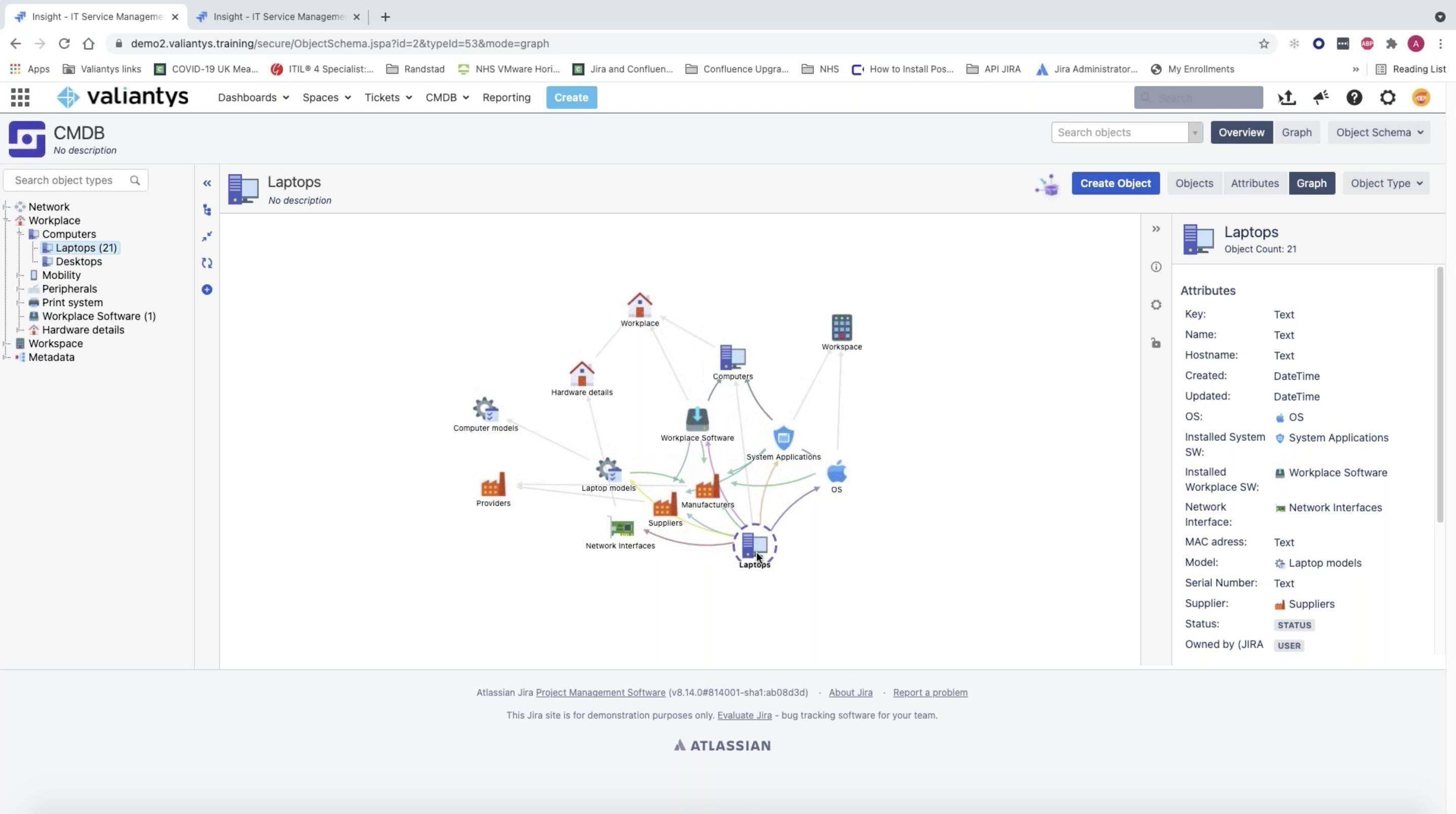 Atlassian-ITSM-Insight-Asset